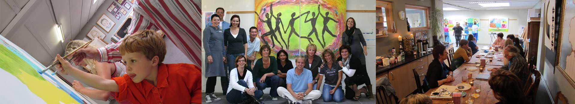 Creatieve workshops brabant
