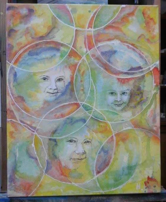 schilderij cursus schilderen