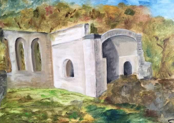 Inschrijven schildervakantie Frankrijk