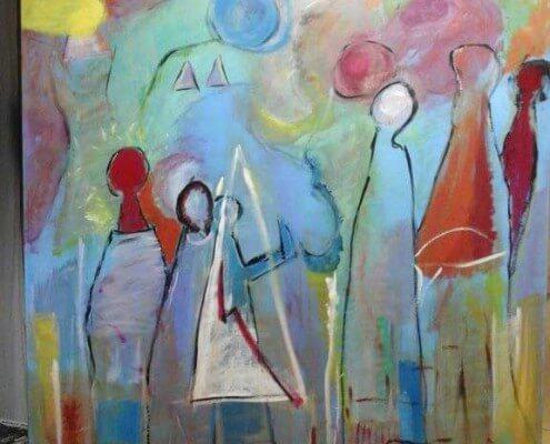 Schilderij najaarscursus