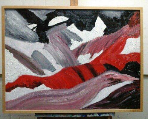 schilderij cursus tekenen en schilderen