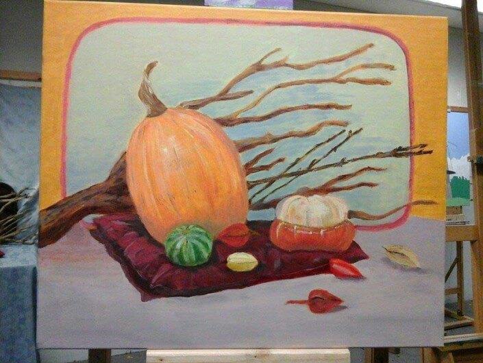 leren schilderen beginners