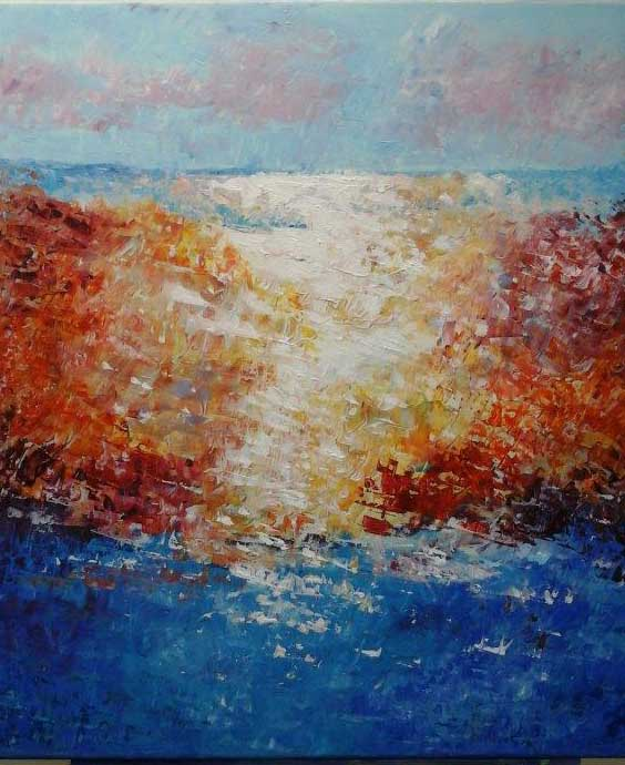 schilderij schildercursus