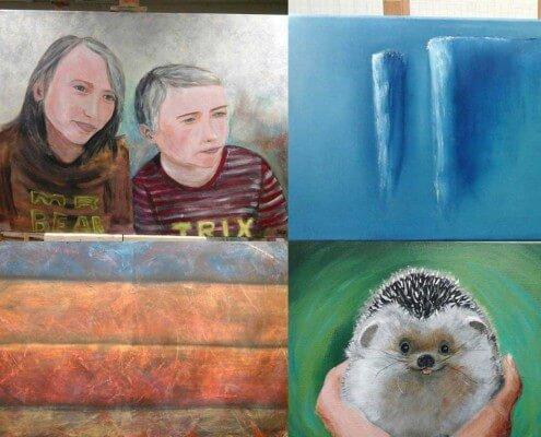 schildercursus najaar